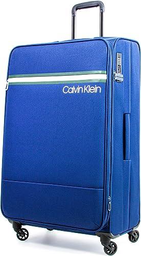 Calvin Klein Varsity Softside Spinner Luggage