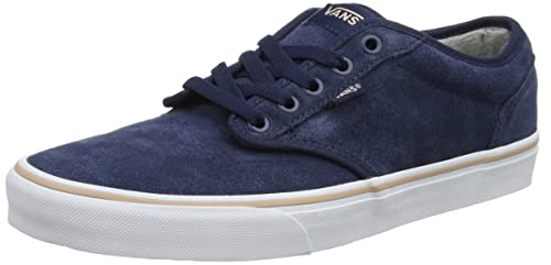 Vans Atwood Suede, Zapatillas para Mujer - Varios Colores (Weatherized/Dress Blues) - 35 EU (3 UK)