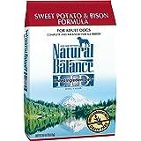 Natural Balance Limited Ingredient Diets Dry Dog Food - Sweet Potato & Bison Formula