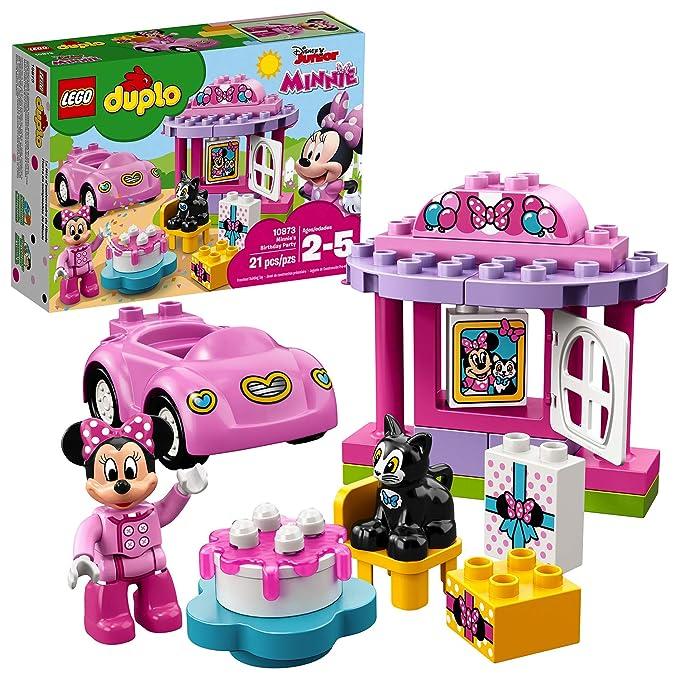 LEGO Duplo Disney - Fiesta de cumpleaños de Minnie (10873)