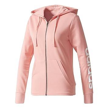 felpa adidas donna aperta rosa