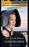 The Amish Widow: Amish Cozy Mystery (Amish Secret Widows' Society Book 1)
