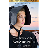 The Amish Widow: Amish Cozy Mystery (Amish Secret Widows' Society Book 1) (English Edition)