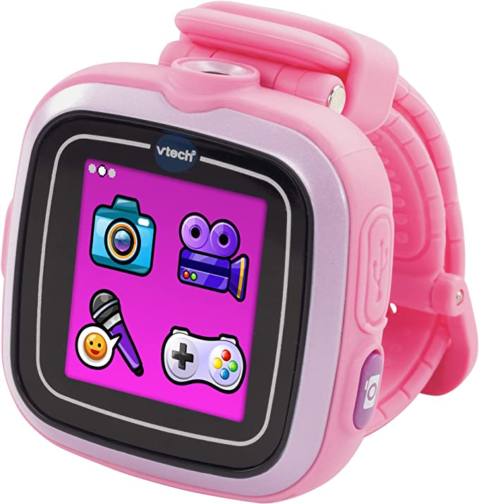 VTech Kidizoom Smartwatch, Pink (Discontinued by manufacturer)