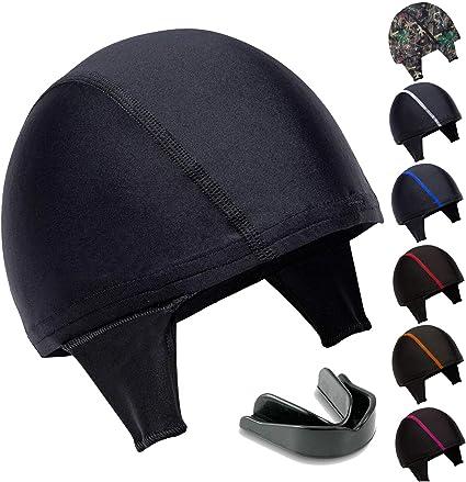 One Size Fits All Quick Adjusting Ear and Head Guard Matman Ultrasoft Adult Wrestling Headgear