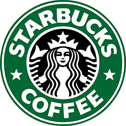 Logo Starbucks Stickers