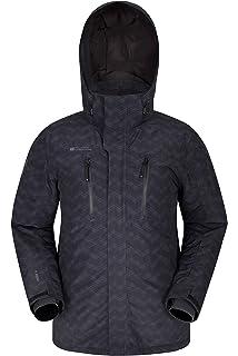 Mountain Warehouse Galaxy Printed Mens Winter Ski Jacket - Waterproof Ski  Wear 966fee592