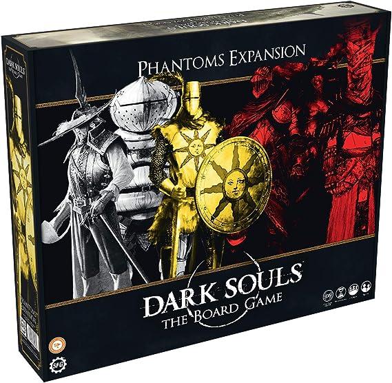 Steamforged Dark Souls: The Board Game - Phantoms Expansion - English: Amazon.es: Juguetes y juegos