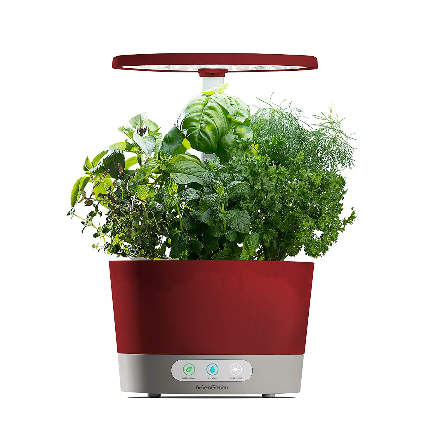 AeroGarden Harvest 360 - Black 901110-1200