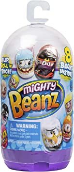 Mighty Beanz 66522 Slam Pack Multi, Serie 1