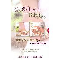 Box Mulheres na Bíblia