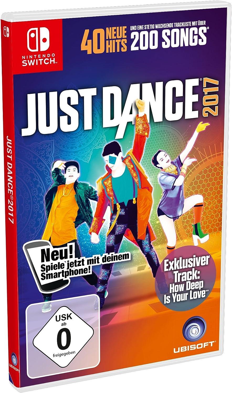 Just Dance 2017 [Importación Alemana]: Amazon.es: Videojuegos