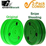 Green Biscuit Original and Snipe Puck Bundle