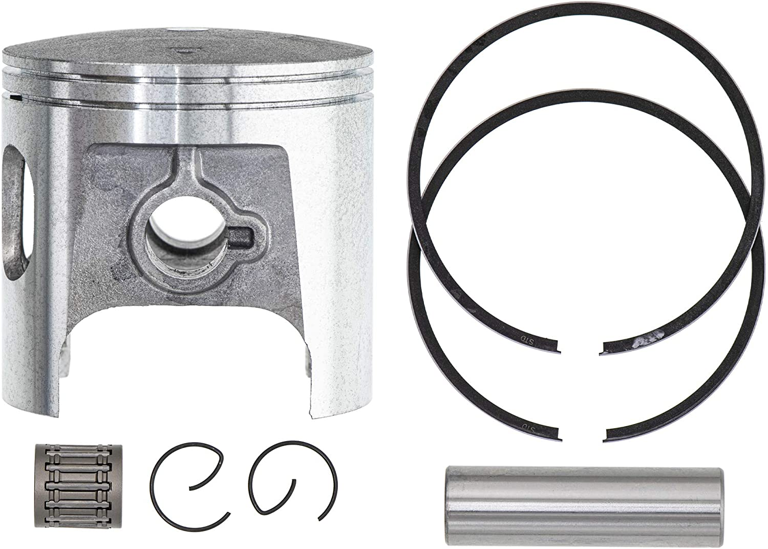 NICHE Cylinder Piston Gasket Kit For Big Boss Scrambler Sport Xplorer Trail Blazer 400