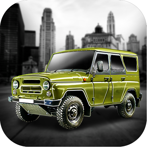 Simulator Driver UAZ Car 3D (Car Games To Play On The Road)