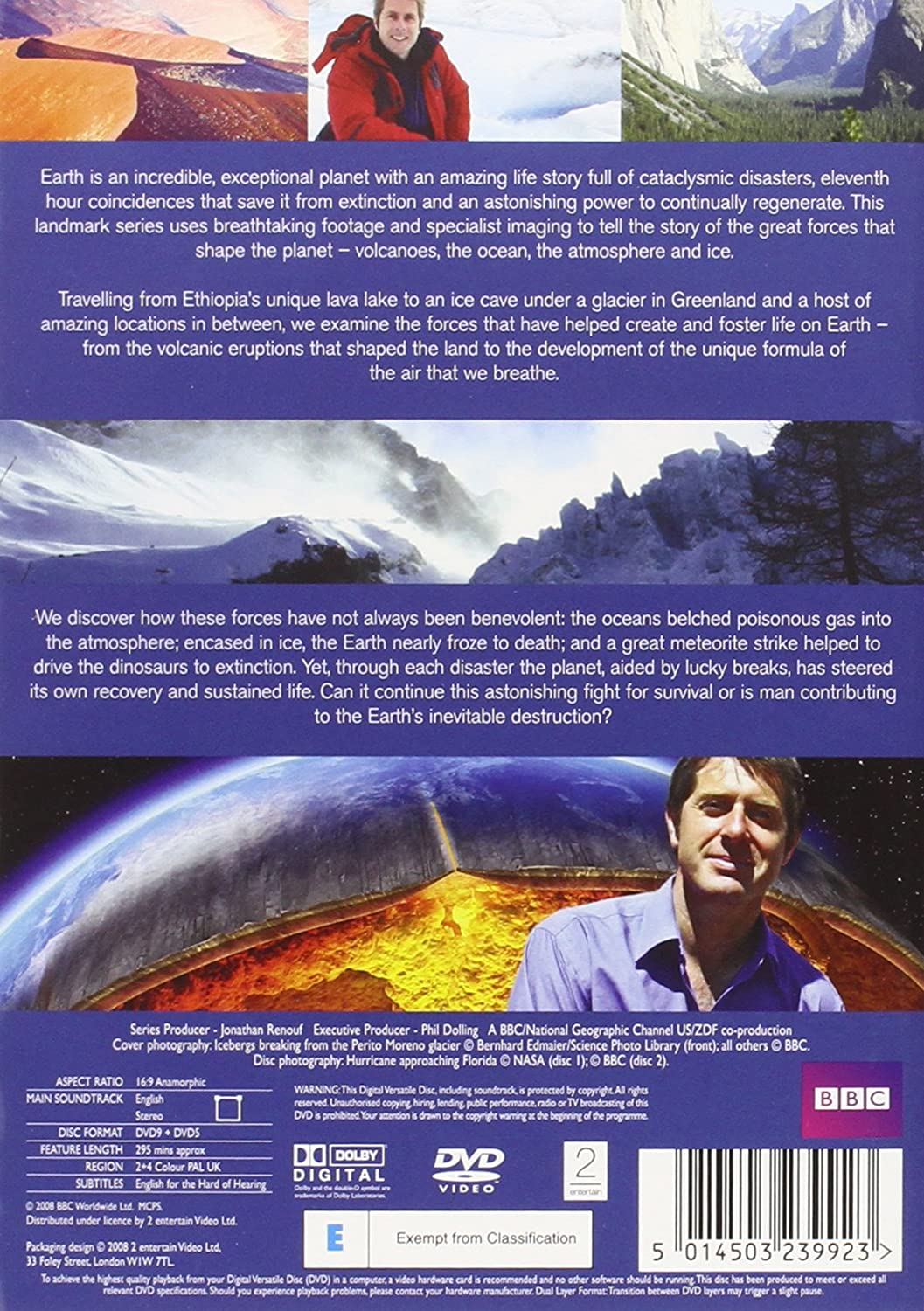 Bbc earth power of the planet 5 episodes x264 720p ac3 desibbrg com