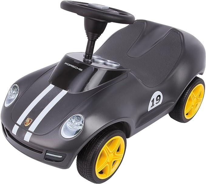 Big Baby Porsche Designt Von Den Porsche Design Studios Mit Breiten Flüsterreifen Und Griffigem Lenkrad Rutscher Auto Für Kinder Ab 18 Monaten Spielzeug