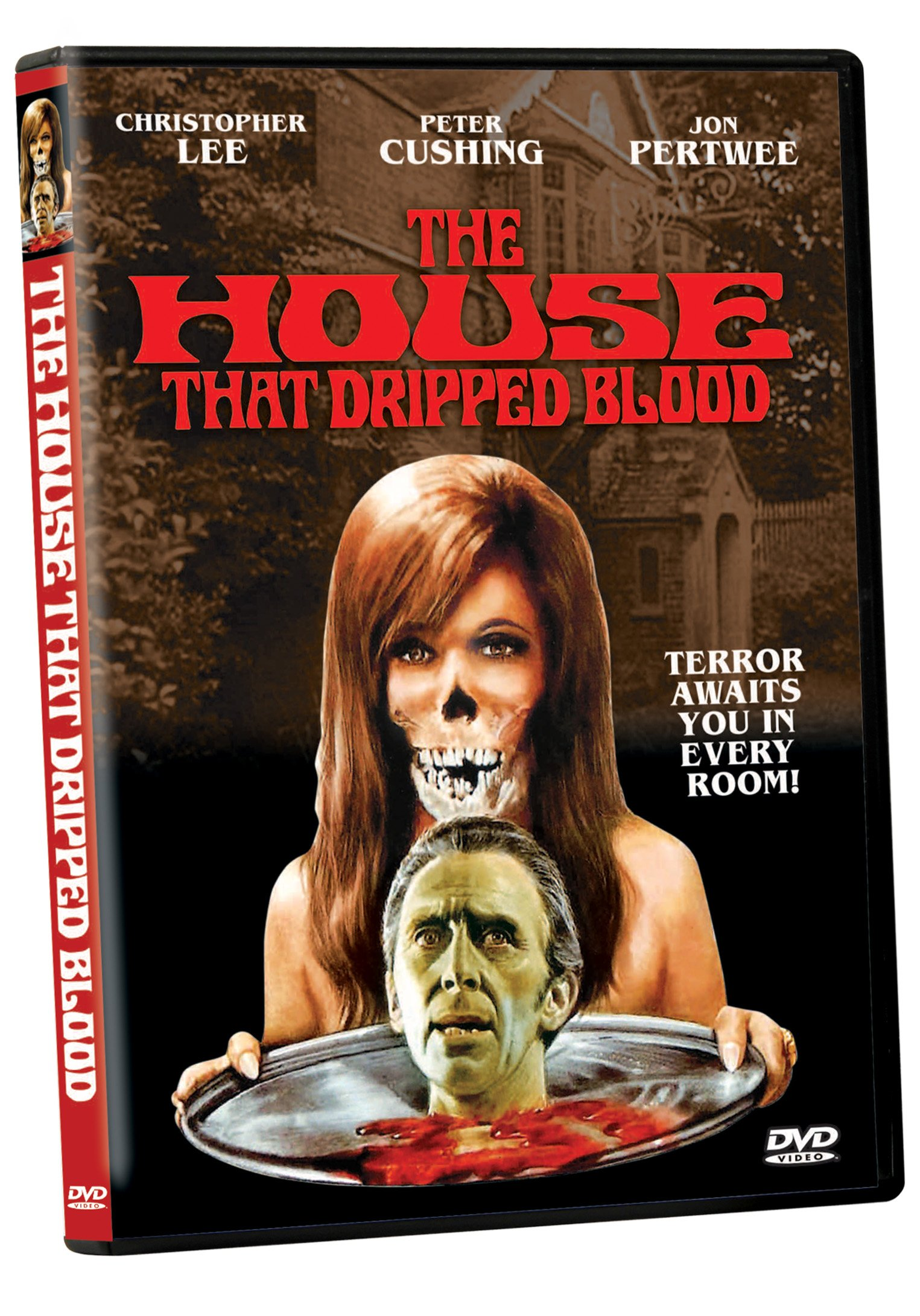 The House That Dripped Blood (Subtitled, Widescreen)