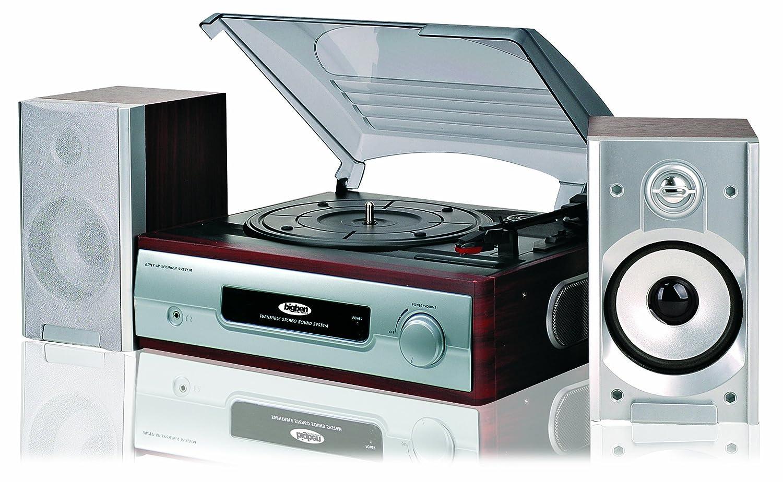 Bigben TD012 - Tocadiscos: Amazon.es: Electrónica