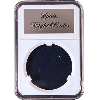 3 PAK Little Bear Elite Black Certified Style Coin Holder Seated Trade Dollar