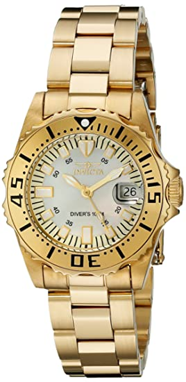 Invicta Womens 2963 Pro Diver Collection Lady Abyss Watch