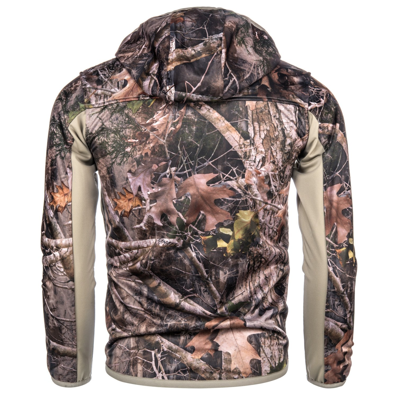 1e948ef763f18 Amazon.com : Koda Adventure Gear Kids True Timber Softshell Camo Hunting  Jacket : Sports & Outdoors