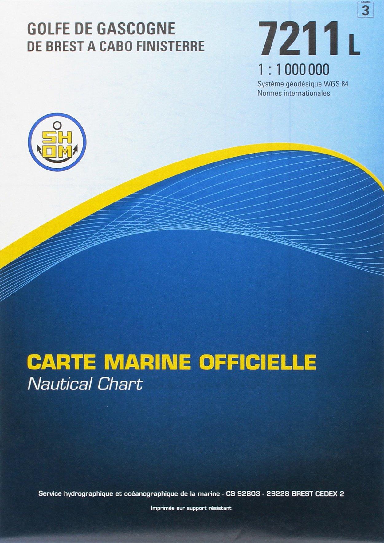 Carte marine : Golfe de Gascogne Reliure inconnue – 15 mai 2003 Cartes Epshom B00009YZX4 Cartes marines France