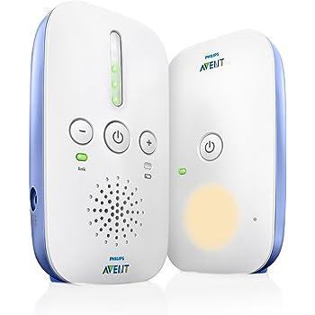 Viele Babyphones haben sogar ein integriertes Nachtlicht.