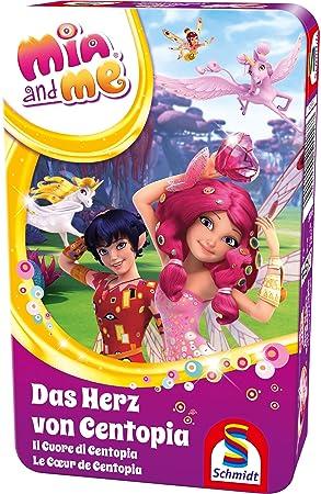 Mia and Me Rettet die Einhörner Schmidt Spiele wie neu