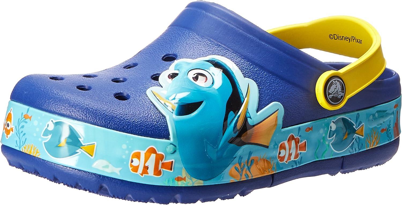 Crocs Kids' Fun Lab Light-Up Finding Dory Clog