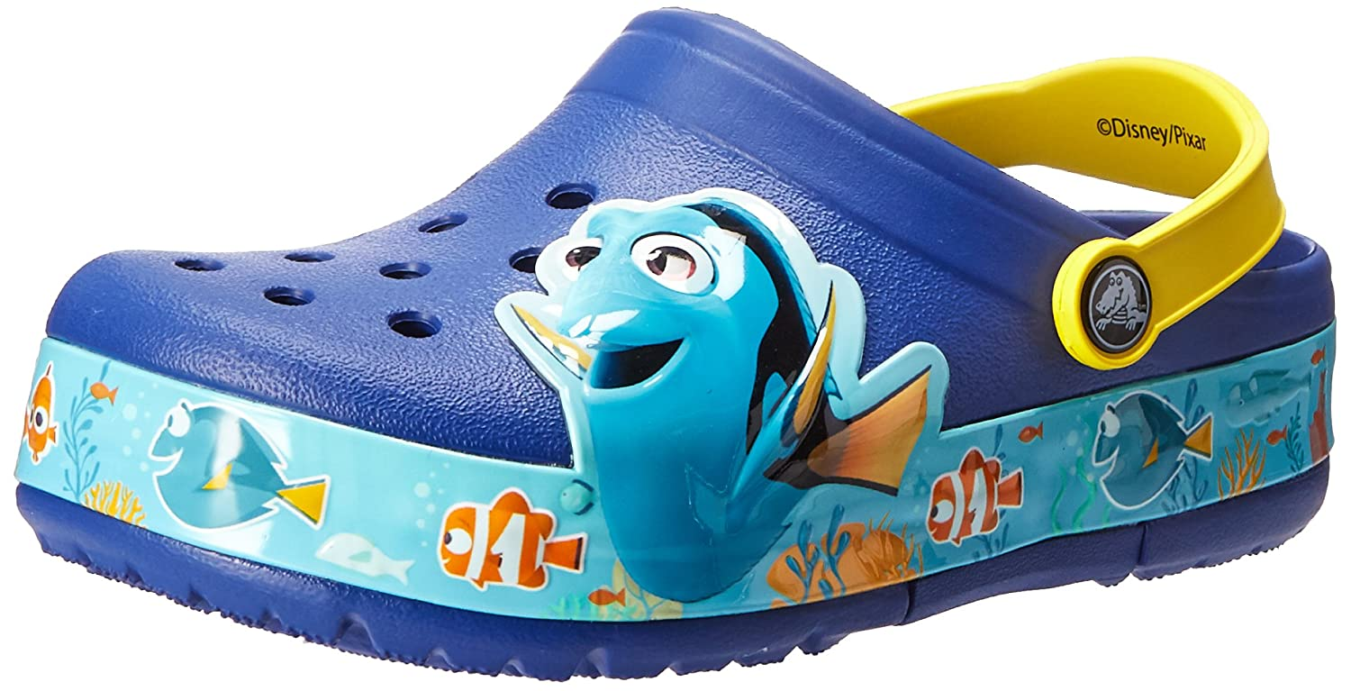 Crocs Kids' Fun Lab Light-Up Finding Dory Clog