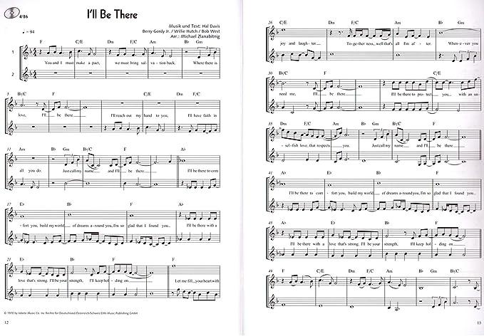 Pop for Violon 6 con CD – Pop Música para streich Instrumentos ...