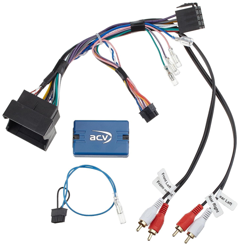 /702//_ 1/SWC ≫ Steering Wheel Remote Control Adaptor for Audi A4/ 8E B6/B7/Kenwood ACV 42/ /Ad/ 2000/≫ 2008,