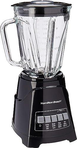 Hamilton Beach 58146 Power Elite Multi-Function Blender44 Black