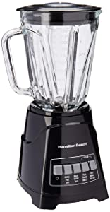 Hamilton Beach 58146 Power Elite Multi-Function Blender44; Black
