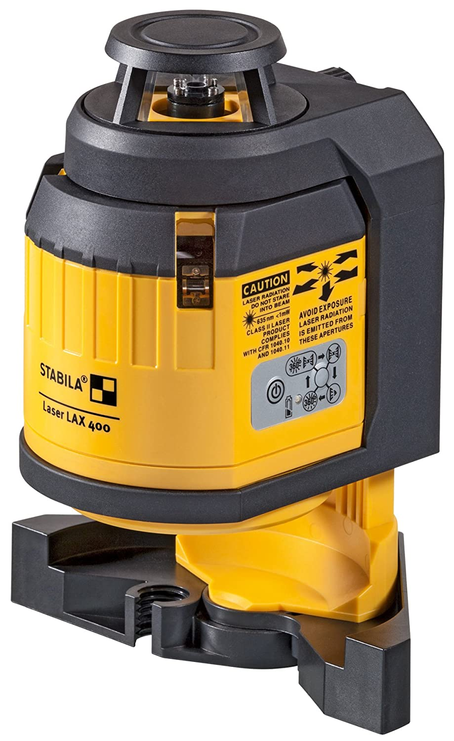 Stabila 03360 Type LAX400 ProLiner Multi Line Laser Kit