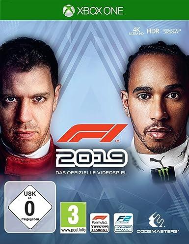 F1 2019 [Xbox One] [Importacion Alemania]: Amazon.es: Videojuegos