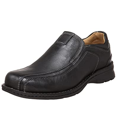 Dockers Men's Agent Slip-on Loafer, Black, ...