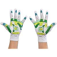 Handreflexzonen-Handschuhe für die Handreflexzonenmassage
