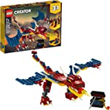 LEGO Creator 3in1 Fire Dragon 31102 Building...