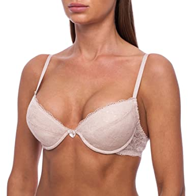 7efd47509dea30 frugue Damen Spitzen Push Up BH - Sexy - Dirndl BH