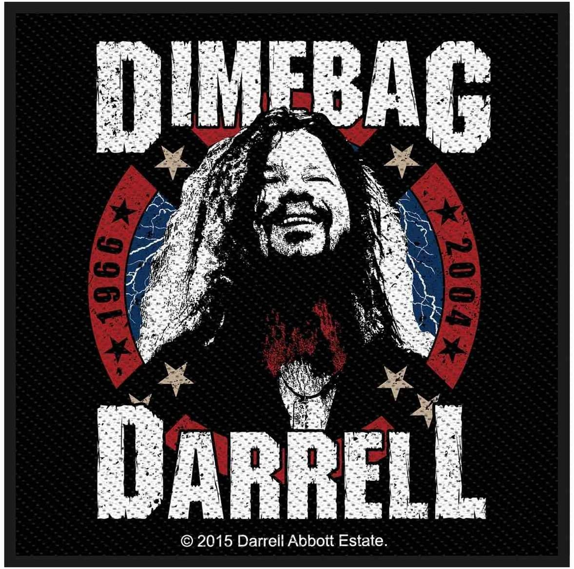\* DIMEBAG HIGH QUALITY IRON ON PATCH*