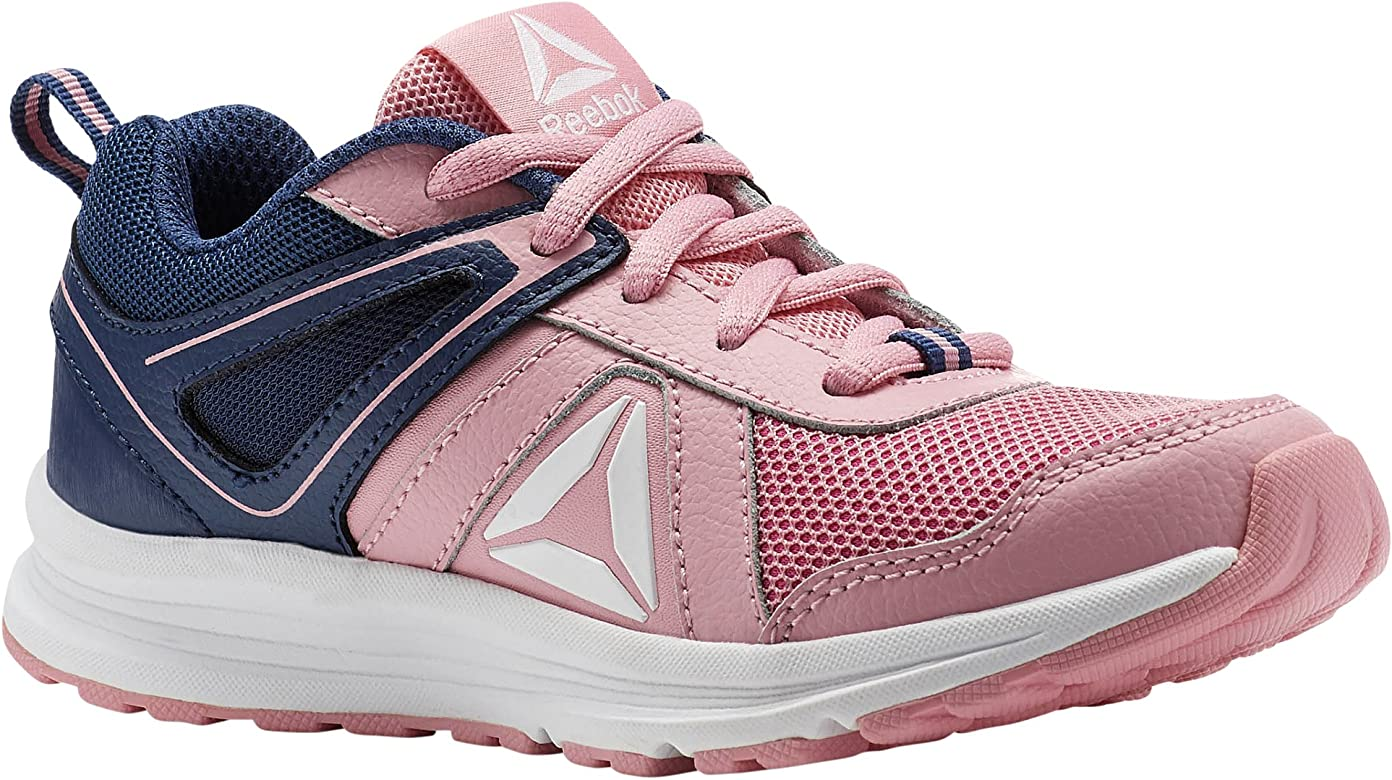 Reebok Almotio 3.0, Zapatillas de Trail Running para Niñas, Rosa (Squad Pink/Foundation Pink/Washed Blue 000), 27 EU: Amazon.es: Zapatos y complementos