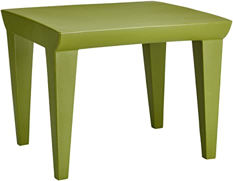Kartell Tavolino Bubble Club.Kartell Bubble Club Tavolino Verde