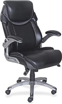 Amazon Com Lorell Wellness By Design Chair 46 8 X 30 X 27 8 Black Furniture Decor