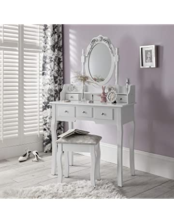 Amazoncouk Dressing Tables Home Kitchen
