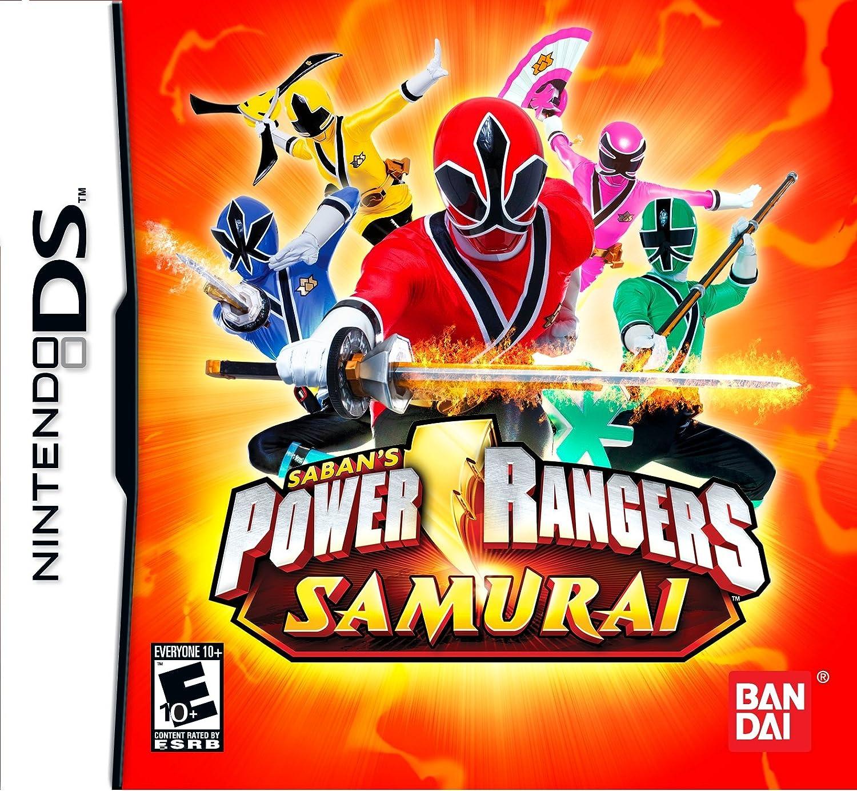 Amazon power rangers samurai nintendo ds namco bandai amazon power rangers samurai nintendo ds namco bandai games amer video games buycottarizona