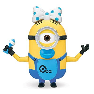 Despicable Me 2 Build-A-Minion Baby Carl Deluxe Action Figure: Toys & Games