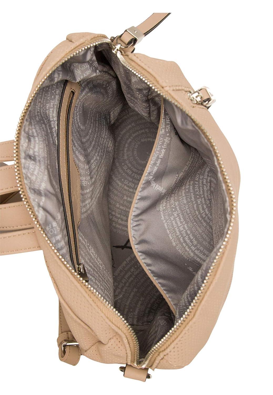 Suri Frey Romy Hetty City ryggsäck 35 cm toupe