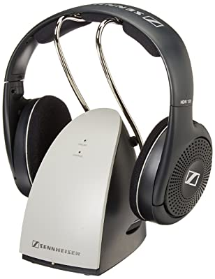 Sennheiser RS120 On-Ear Wireless Headphones